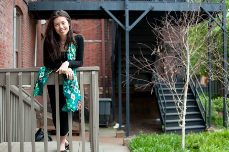 Amy Jane Alison Dunn Photography University of Pennsylvania Philadelphia Senior Portrait Session Photographer photo