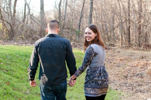 Sarah Dan Black Rock Mill Engagement Session Germantown Maryland Engagement Photographer Alison Dunn Photography Photo