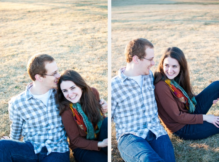 Becca-Chris - Alison Dunn Photography-Bohrer-Park Couples Engagement Session-Gaithersburg-Maryland-Photographer-Photo