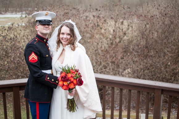 Alison Dunn Photography Darnestown Germantown Maryland Wedding Photographer Lodge at Little Seneca Creek Winter Wedding photo