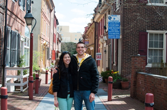 Philadelphia Visit Elfreths Alley Lifestyle Photographer Photo